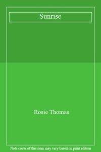 9780434009312: Sunrise