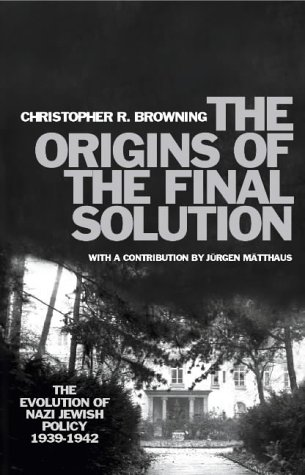 9780434012275: The Origins of the Final Solution: The Evolution of Nazi Jewish Policy September 1939-March 1942
