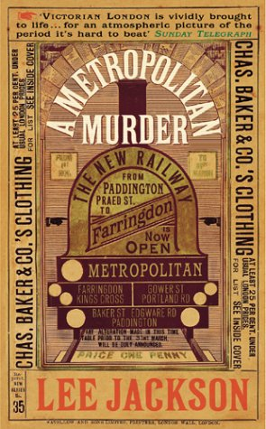 9780434012299: A Metropolitan Murder