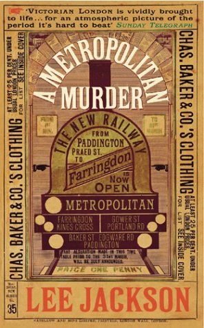 9780434013012: A Metropolitan Murder