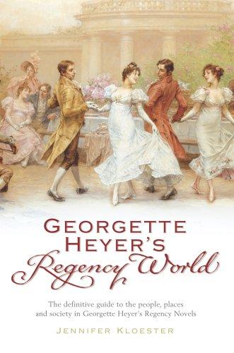 9780434013296: Georgette Heyer's Regency World