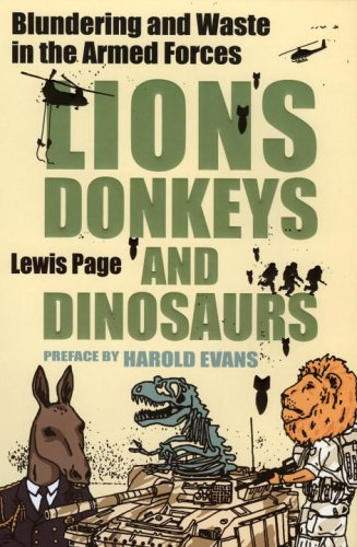 9780434013890: Lions, Donkeys and Dinosaurs