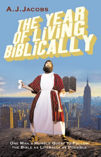 9780434017119: The Year of Living Biblically