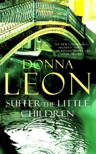 9780434018000: Suffer the Little Children Signed
