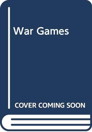 9780434018253: War Games