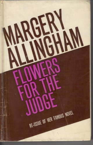 9780434018765: Flowers for the Judge