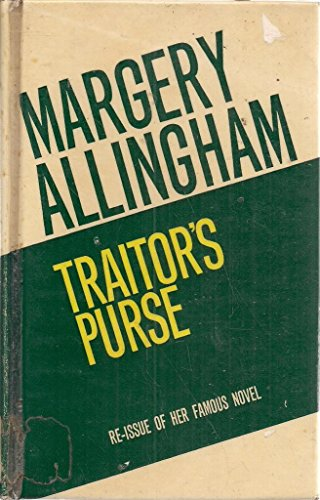 Traitor's Purse (0434018856) by Allingham, Margery