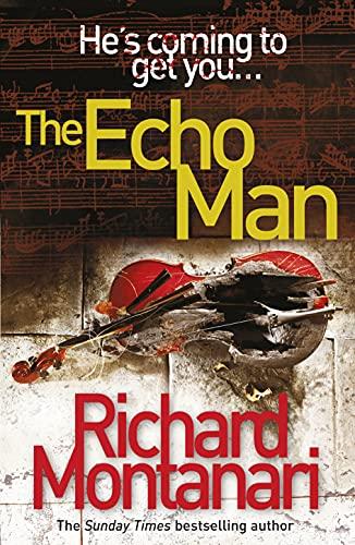 9780434018925: Echo Man