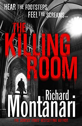 9780434018932: The Killing Room: (Byrne & Balzano 6)