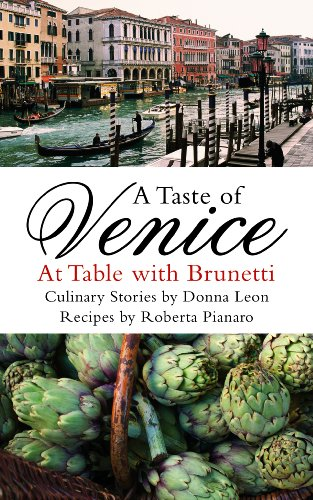 9780434020195: A Taste of Venice: At Table with Brunetti