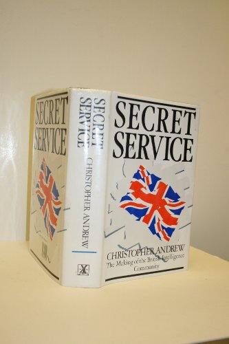 Secret Service (0434021105) by Christopher Andrew