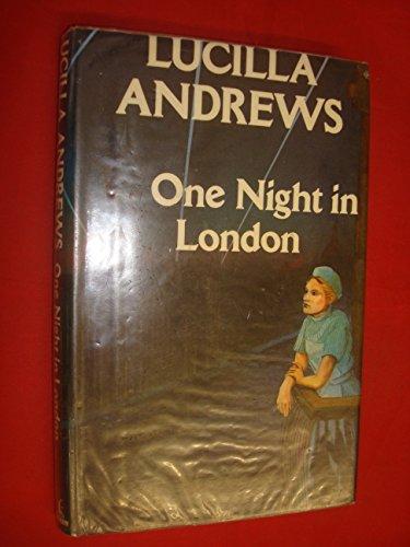 9780434021260: One Night in London