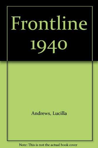 9780434021345: Frontline 1940