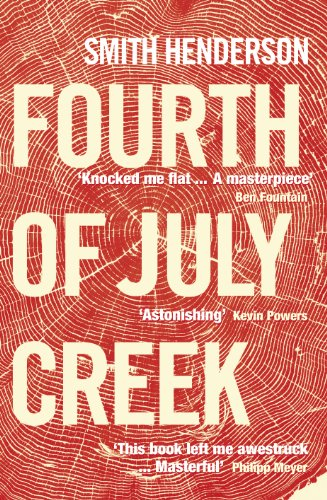 9780434022786: Fourth of July Creek