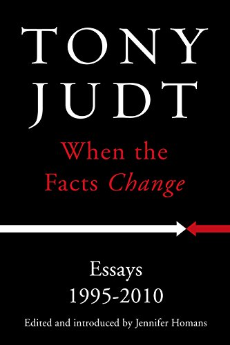 9780434023080: When the Facts Change: Essays 1995 - 2010
