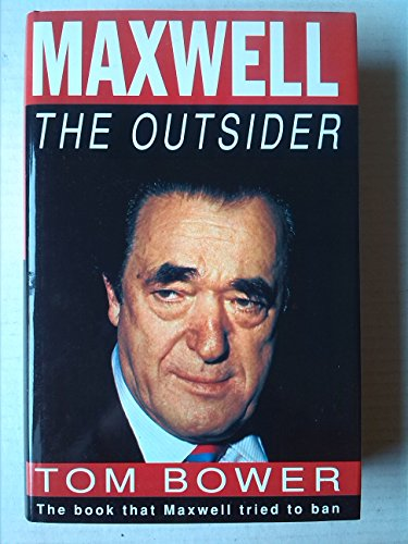 9780434073382: Maxwell: The Outsider