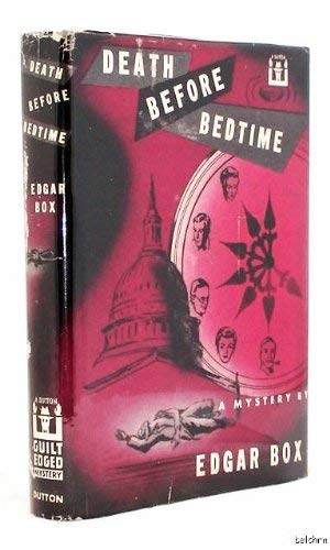 9780434082513: Death Before Bedtime