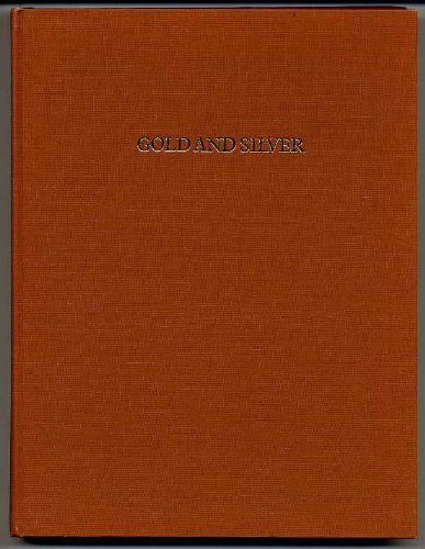 9780434098200: Gold and Silver; an album of Hill End and Gulgong Photographs from the Holtermann Collection.