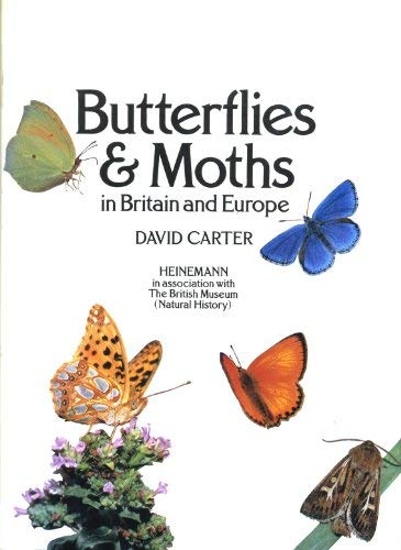 9780434109654: Butterflies and Moths in Britain and Europe