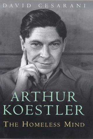 9780434113057: Arthur Koestler The Homeless Mind
