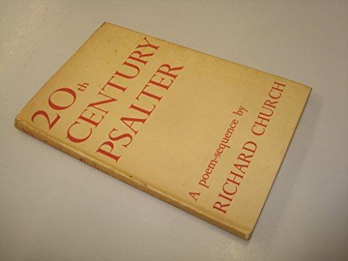 9780434129188: Twentieth Century Psalter