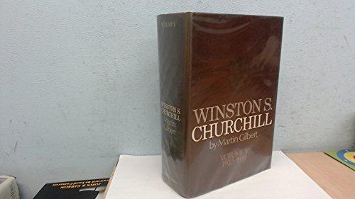 Churchill, Winston S.: 1922-39 v. 5