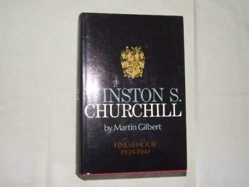 9780434130146: Churchill, Winston S.: Finest Hour v. 6