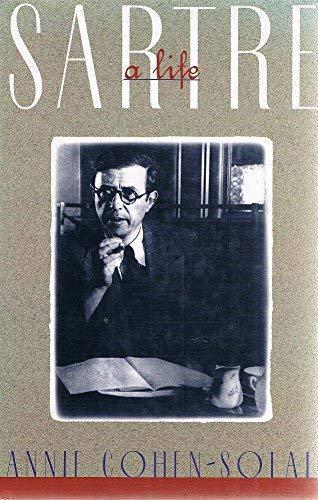 9780434140206: Sartre: A Life