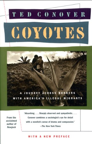 9780434140824: Coyotes: Journey Through the Secret World of America's Illegal Aliens