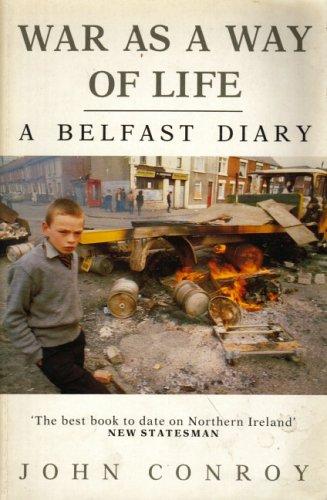 War as a Way of Life: A: Conroy, John