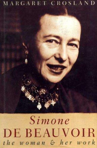 9780434149018: Simone de Beauvoir: The Woman and Her Work