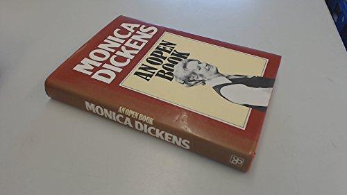 An Open Book: Dickens Monica
