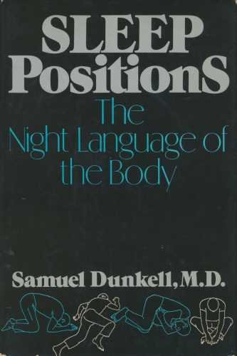 9780434216666: Sleep Positions: The Night Language of the Body