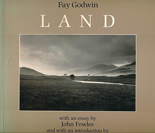 FAY GODWIN: LAND. (SIGNED): GODWIN, Fay, John