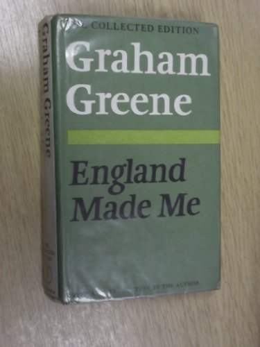 9780434305513: England Made Me (The collected edition)