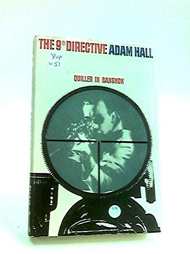 9780434312009: Ninth Directive