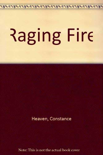 9780434314515: Raging Fire