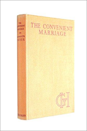 9780434328079: The Convenient Marriage (The Uniform Edition, Volume 7)