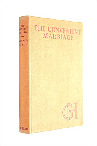 9780434328079: The Convenient Marriage
