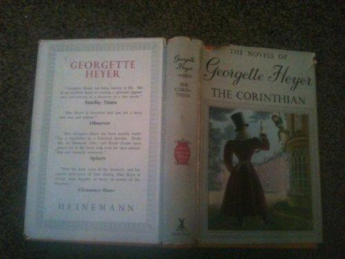 The Corinthian (The Uniform Edition, Volume 13): Georgette Heyer