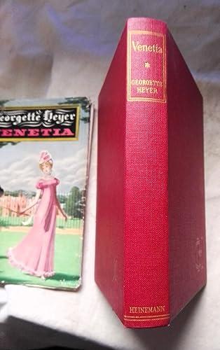 9780434328246: Venetia (The Uniform Edition, Volume 24)