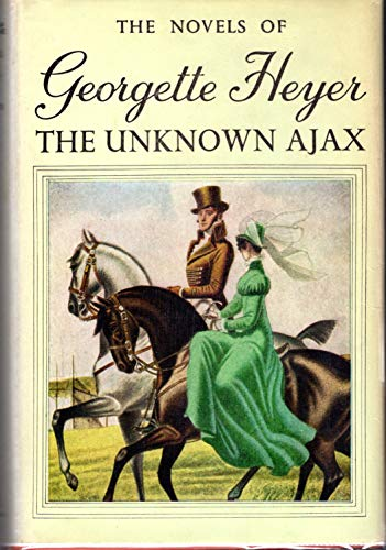 9780434328628: The Unknown Ajax (Uniform edition, 36)