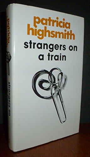 9780434335022: Strangers on a Train