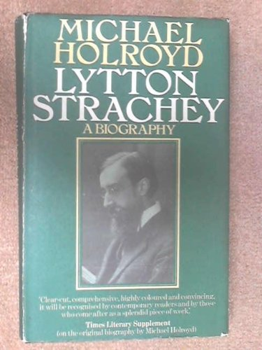 9780434345793: Lytton Strachey