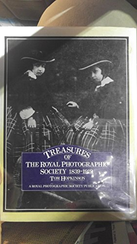 9780434347001: Treasures of the Royal Photographic Society, 1839-1919