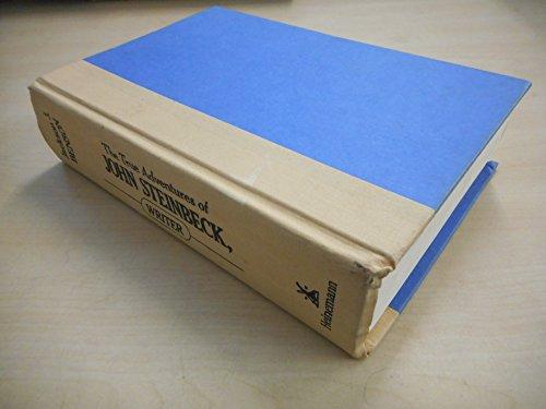The True Adventures of John Steinbeck, Writer: Benson Jackson J.