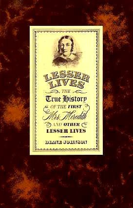 9780434376926: True History of the First Mrs.Meredith and Other Lesser Lives