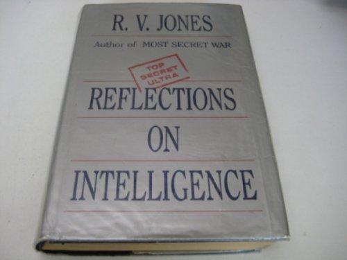 9780434377244: Reflections on Intelligence