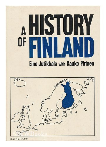 9780434377602: History of Finland