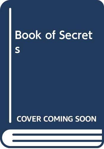 9780434392018: Book of Secrets